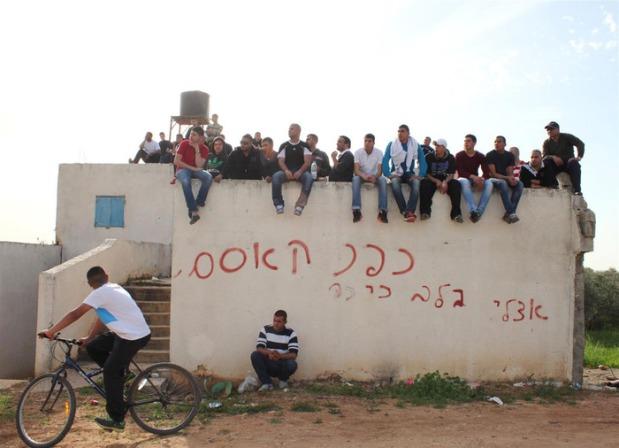 מ.ס. כפר קאסם נגד א.ס. טירה 0:0