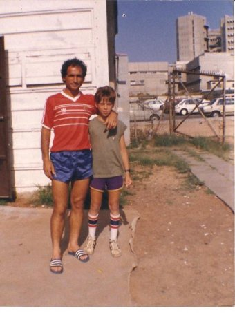 בועז גולדברג ונסים כהן (מאי 1985)